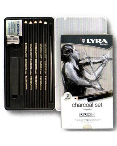 Set carboncino - LYRA CHARCOAL SET