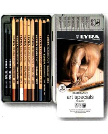 Set per schizzo - LYRA ART SPECIAL