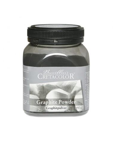 CRETACOLOR POLVERI - GRAFITE 150g