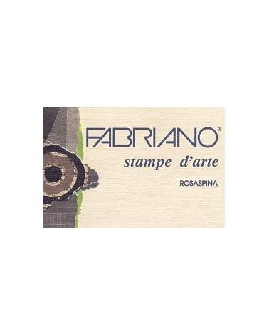 FABRIANO ROSASPINA BIANCO - 220 g/mq - cm 50 X 70 - al foglio