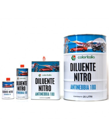 DILUENTE NITRO ANTINEBBIA - 1 lt
