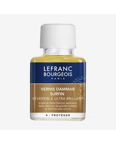 LEFRANC - VERNICE DAMMAR SOPRAFFINE ml 75