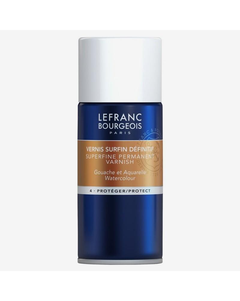 LEFRANC - VERNICE SPRAY PER TEMPERA ml 150