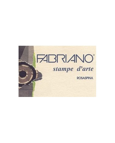 FABRIANO ROSASPINA AVORIO - 285 g/mq - cm 70 X 100 - al foglio